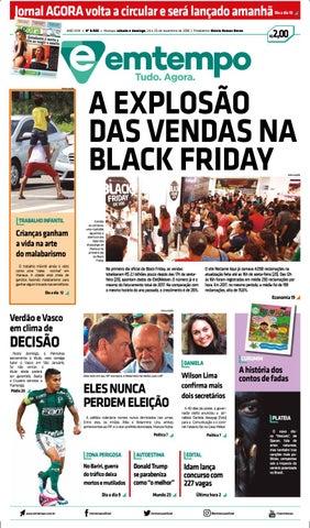 f52319690b Jornal AGORA volta a circular e será lançado amanhã ANO XXXI – Nº 9.925 –  Manaus