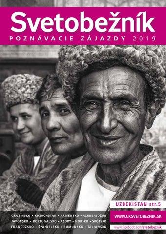 df3cae867 Svetobežník - Poznávacie zájazdy 2019 by Andrej Bizik - issuu