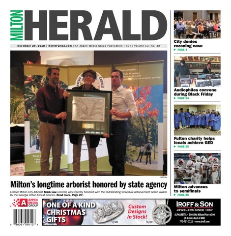 Milton Herald – November 29, 2018 by Appen Media Group - issuu