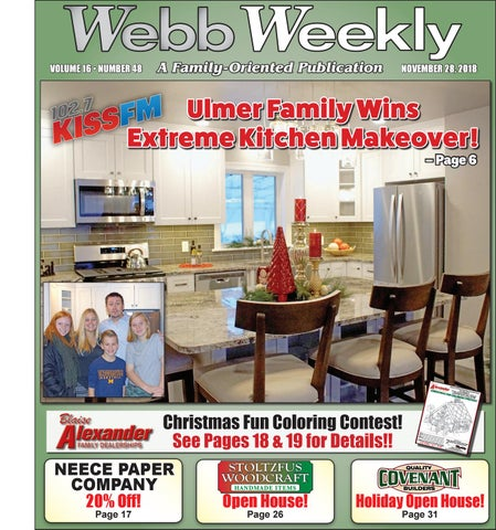 webb weekly november 28 2018 by webb weekly issuu