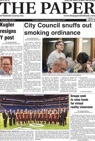 The Paper of Wabash County -- Nov. 28 e402393120ff0
