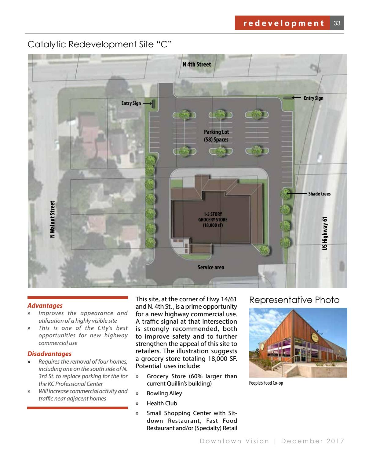 La Crescent Downtown Vision by MSA Professional Services - issuu
