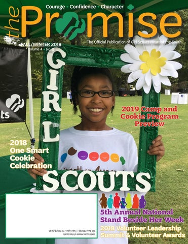 b1f14109fc34 Girl Scouts Heart of the South - The Promise Magazine - Fall Winter ...