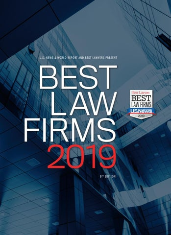 Best Law Firms 2019 By Best Lawyers Issuu