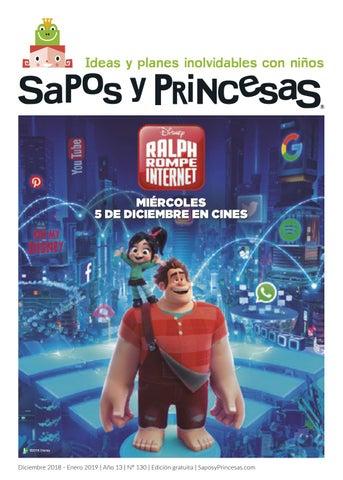 130 Sapos y Princesas Diciembre 2018-Enero 2019 by SAPOS Y PRINCESAS ... 8831136c5e1