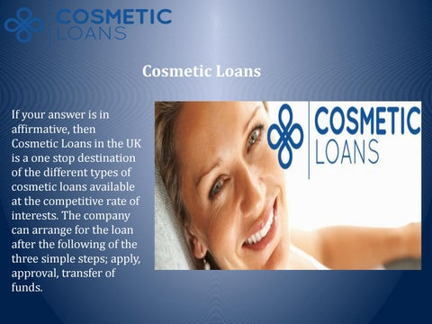cosmetic surgery funding