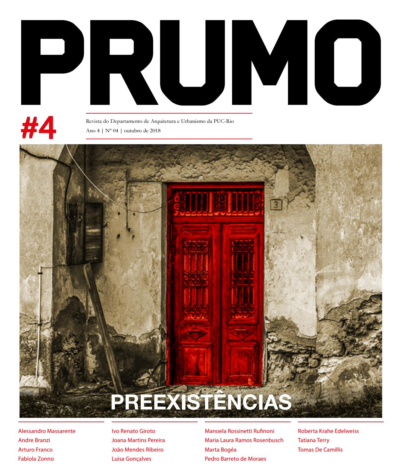 d887eb8d5d4 Prumo  04 by Revista Prumo - issuu