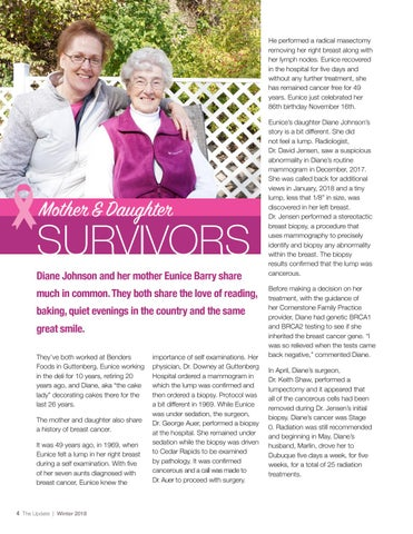 Page 4 of A Mother/Daughter Survivor Story