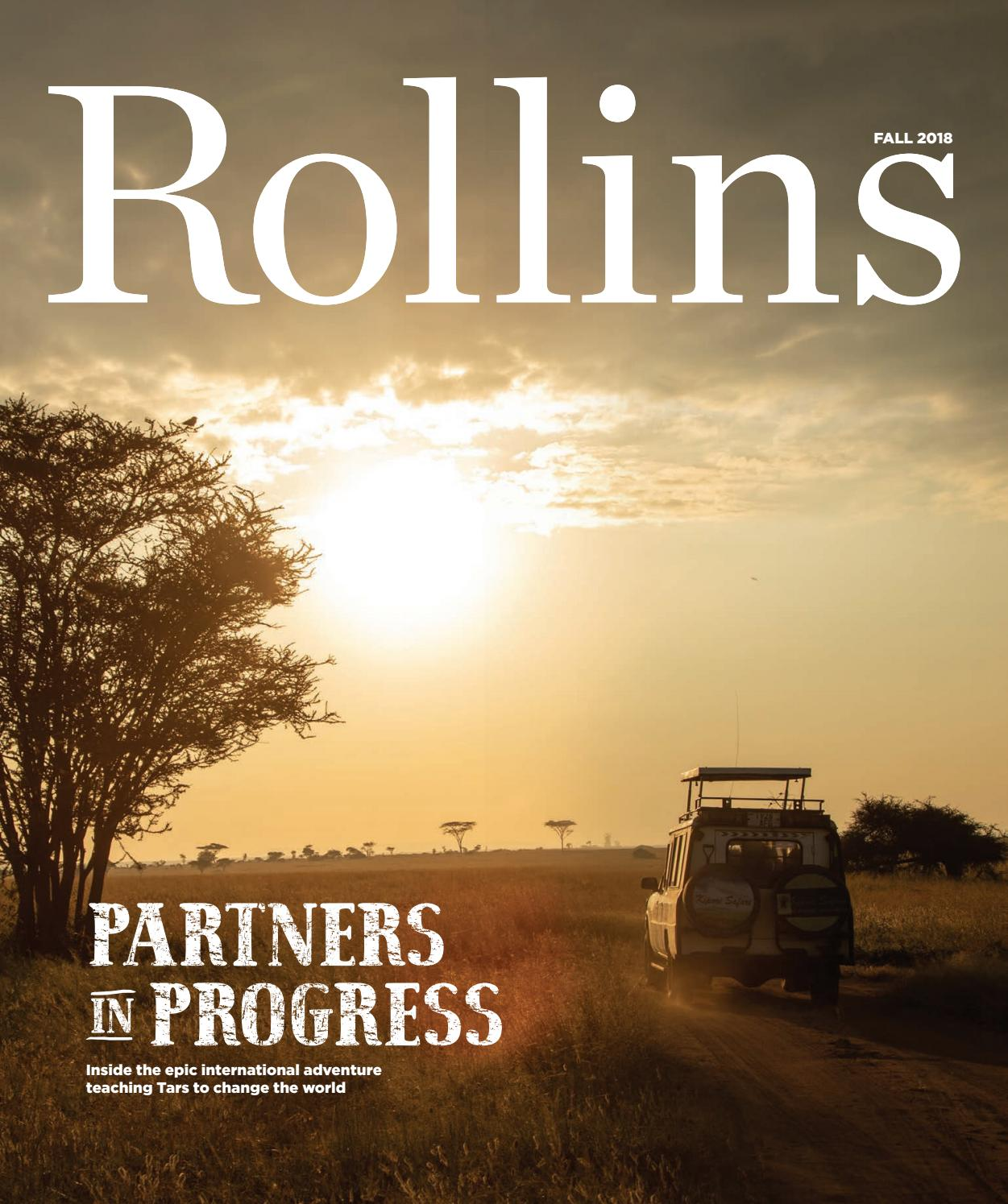 b50fe7990ae Rollins Magazine Fall 2018 by Rollins College - issuu