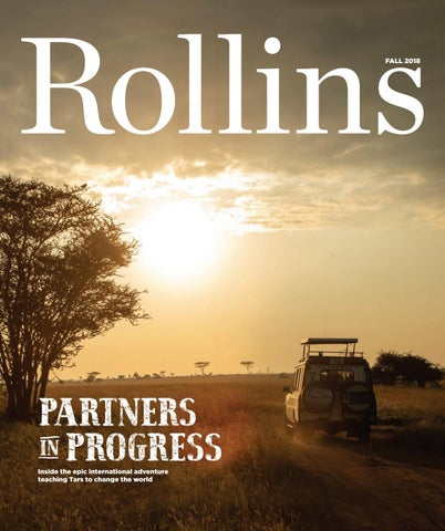 Rollins Magazine Fall 2018 By Rollins College Issuu