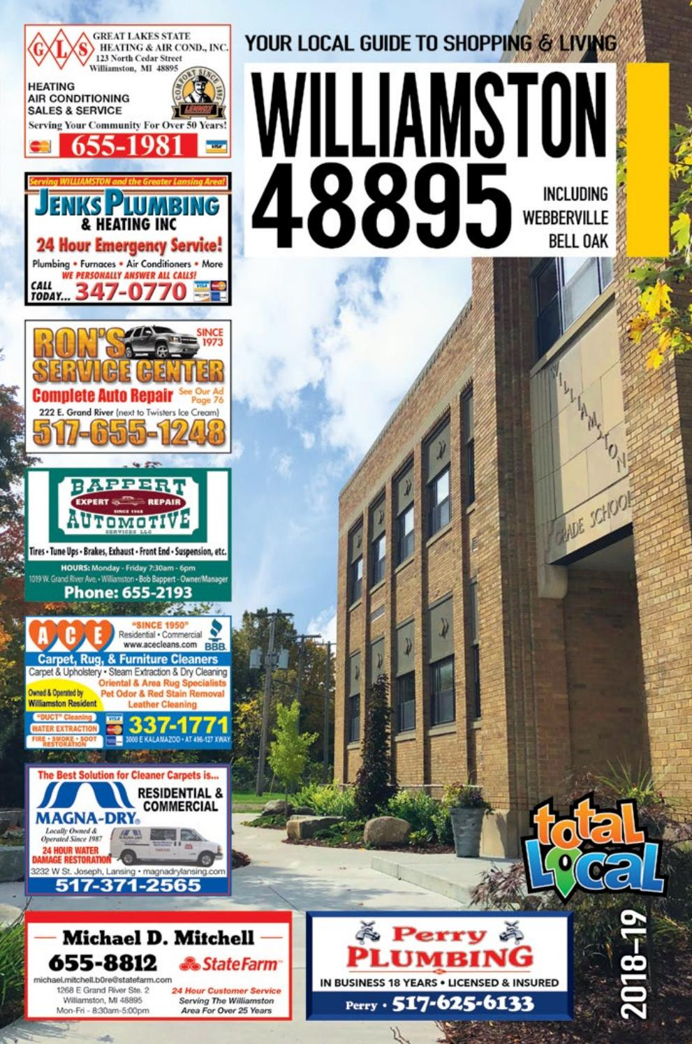 308d03c1baf Total Local 2018-19 Williamston MI Community Resource Guide by Total Local  - issuu