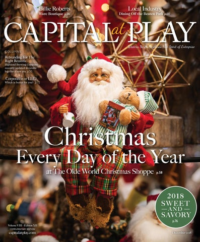 2da2af29b6 Capital at Play December 2018 by Capital at Play Magazine - issuu