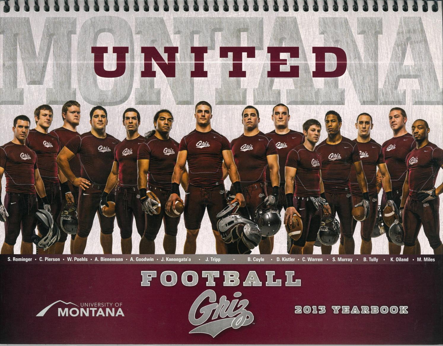 2013 Media Guide by University of Montana Athletics - issuu