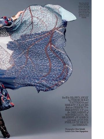 0e98ed11e526 The Winter Luxury Issue by Dress to Kill Magazine - issuu