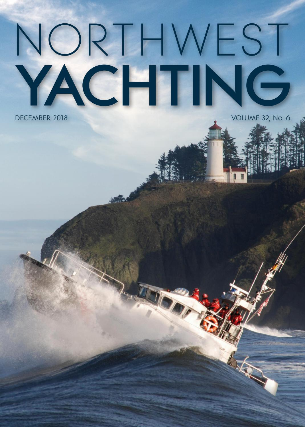Northwest Yachting December 2018 By Issuu Upper Omc Wiring Harness 1972
