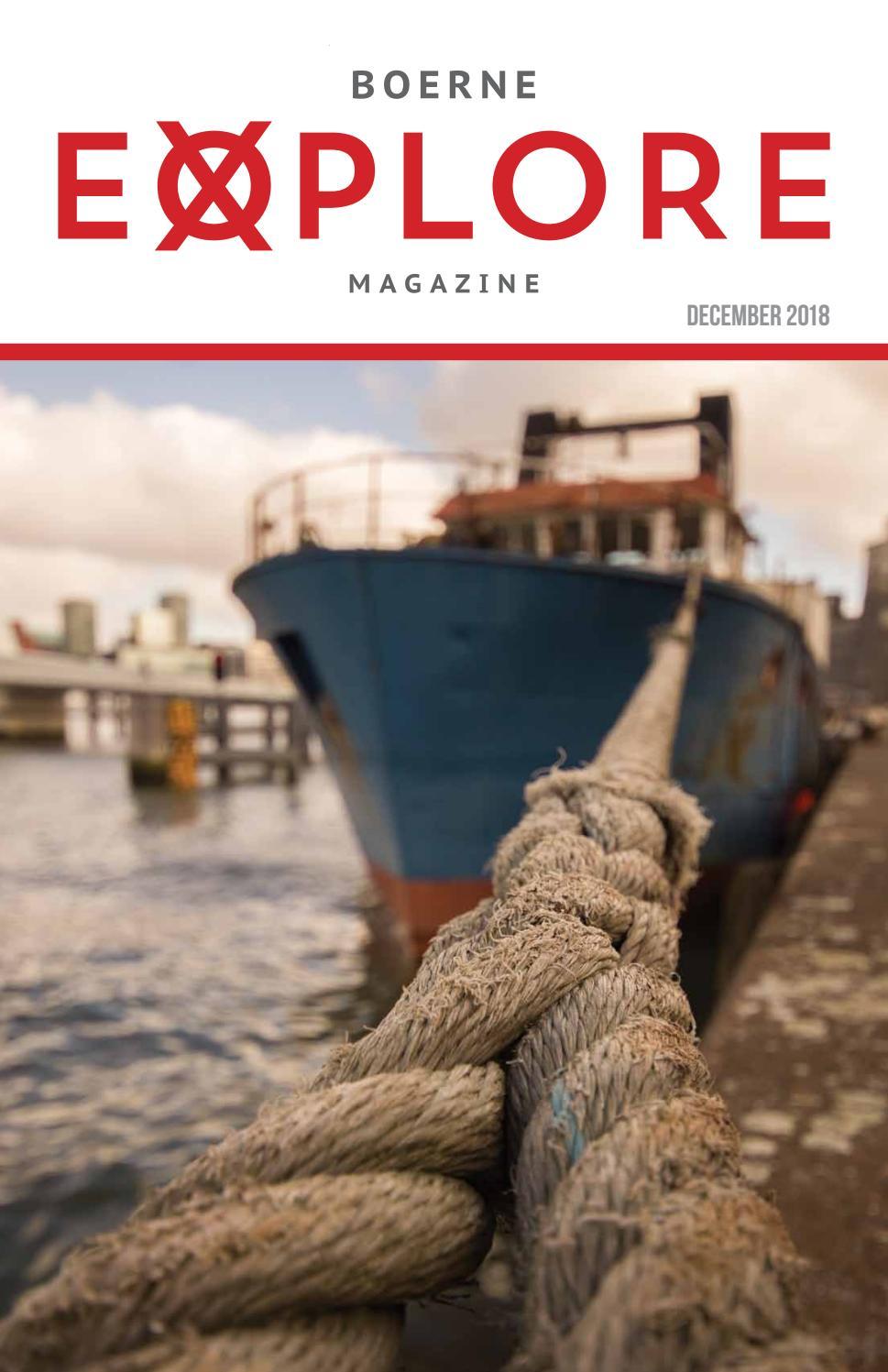 EXPLORE Magazine - December 2018 by Ben Schooley - issuu