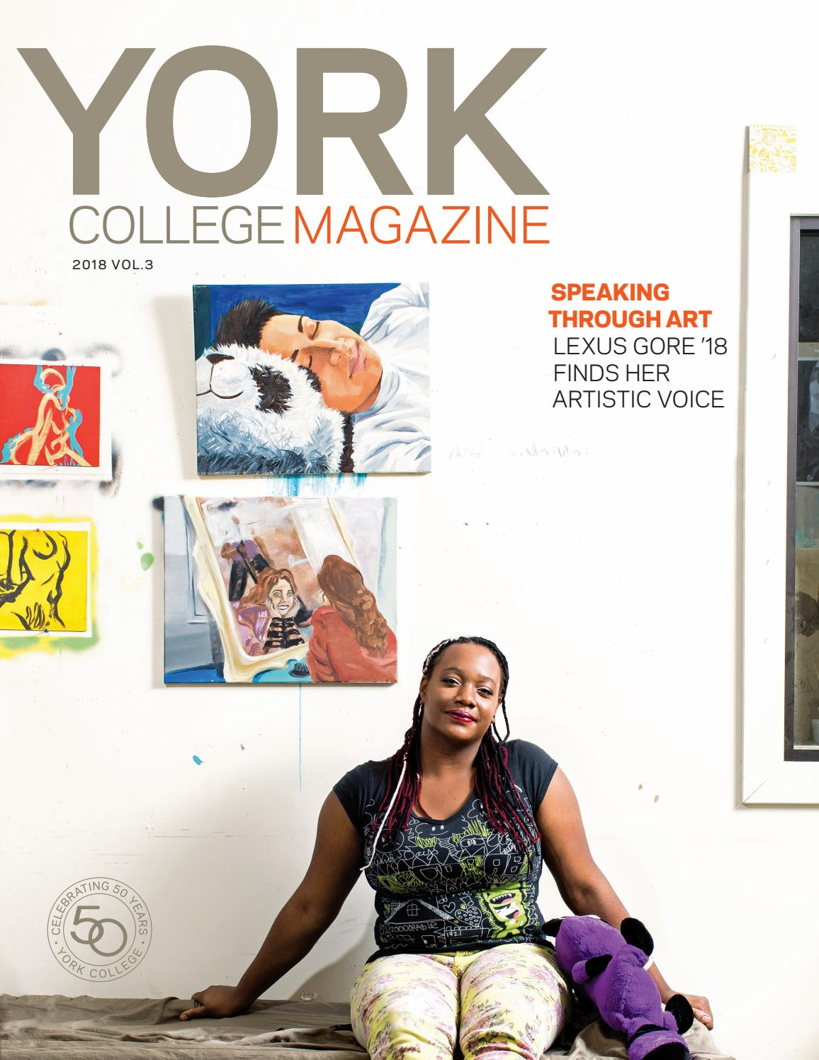 York Magazine | Volume 3 by York College of PA - issuu