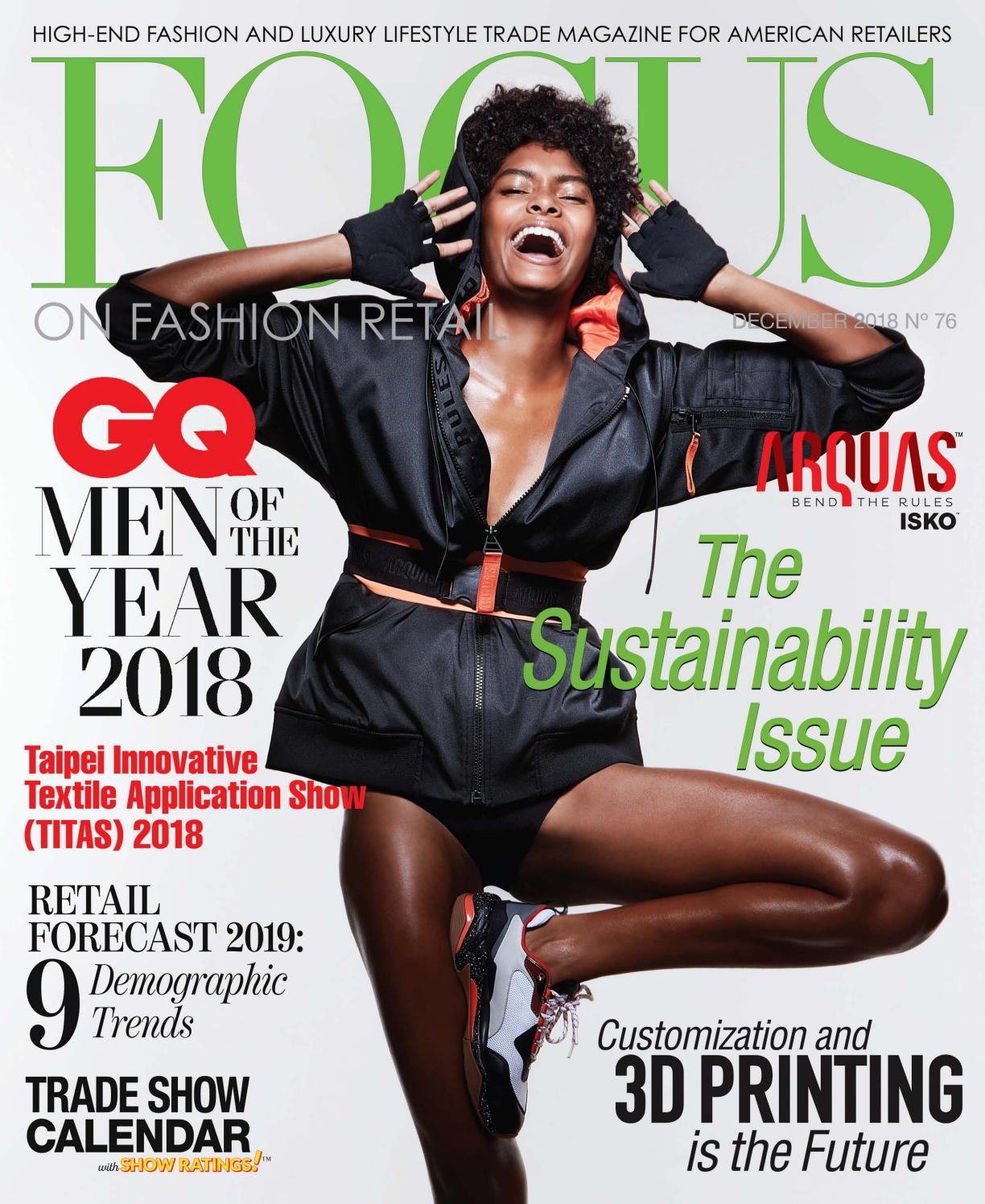 Focus On Fashion Retail- December 2018 ...