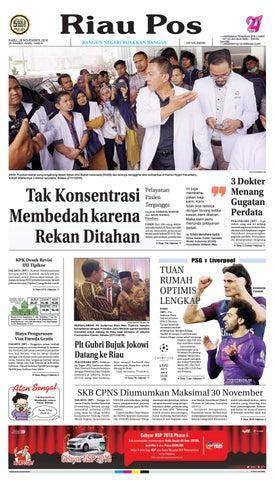 RIAUPOS EDISI RABU 28 NOVEMBER 2018 by Riau Pos - issuu f1fe1125d9