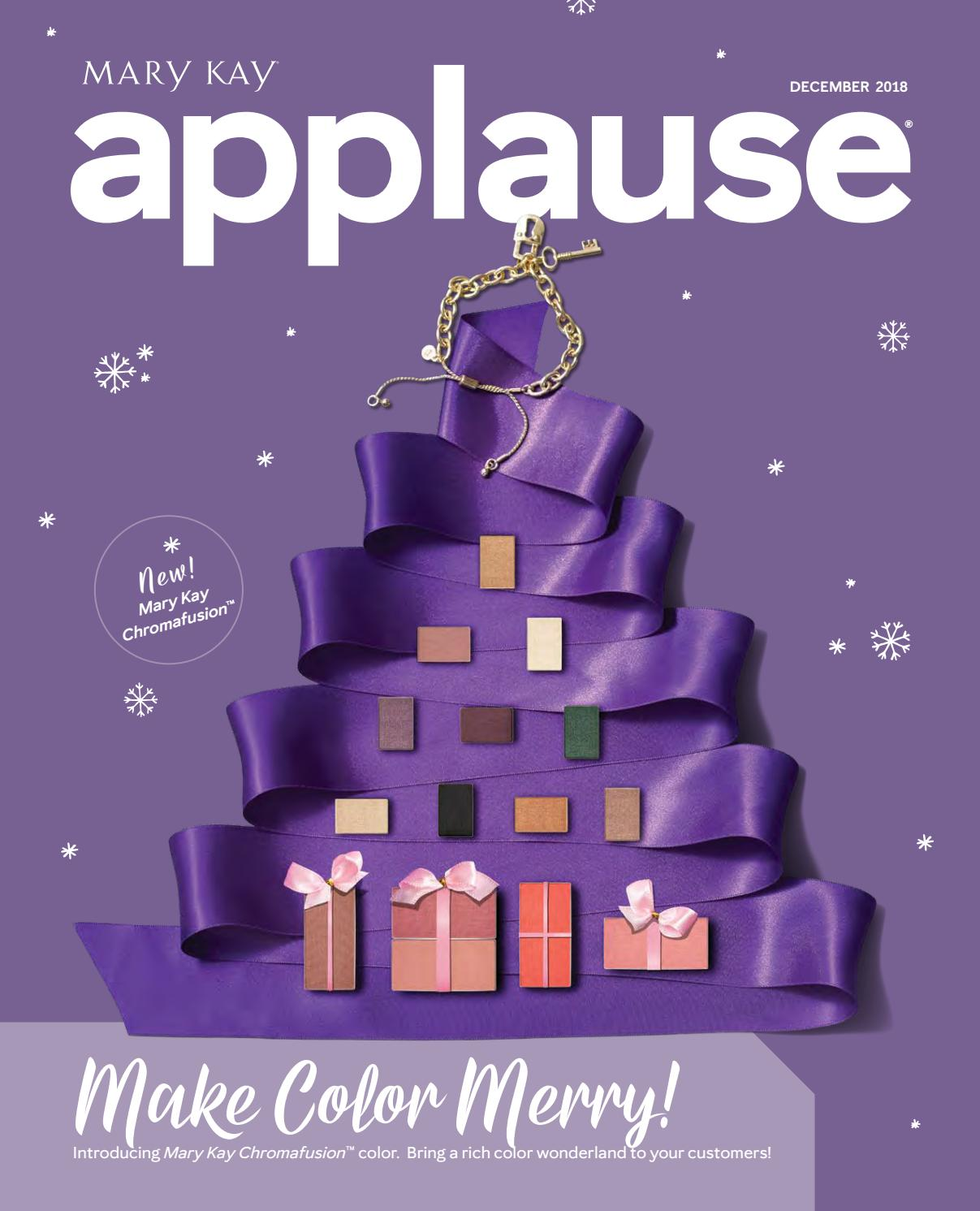8b464c8c1 Applause for December 2018 by Fatima Cajina - issuu