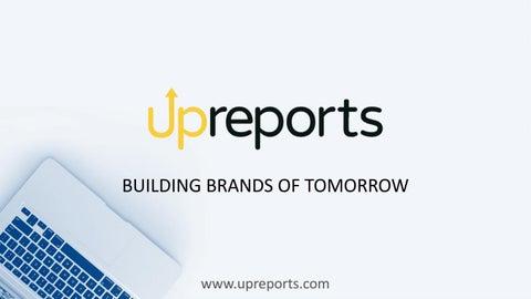 Digital marketing company profile & services PPT - Upreports by