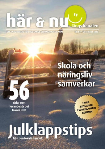 Hr&Nu nr 61 Jul-Januari by Hr&Nu, lngs Strmsholms