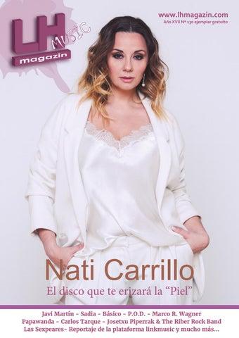 Lh Magazin Music Nati Carrillo N130 By Lh Magazin Music Issuu