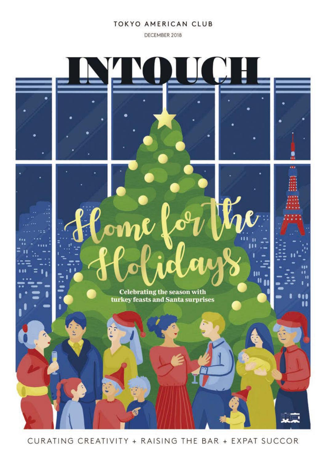 December 2018 Intouch Magazine By Tokyo American Club Issuu