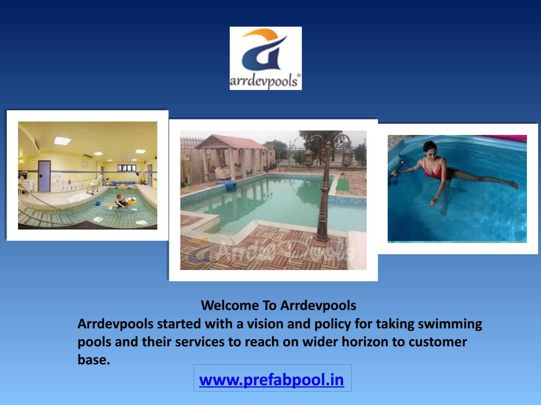 Prefabricated Swimming Pool by Prefab Pool - issuu