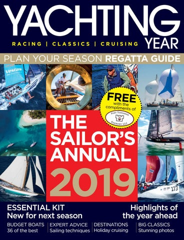 Yachting Year 2019 by The Chelsea Magazine Company - issuu