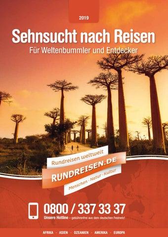 Sehnsucht nach Reisen 2019 by Rundreisen.de - issuu