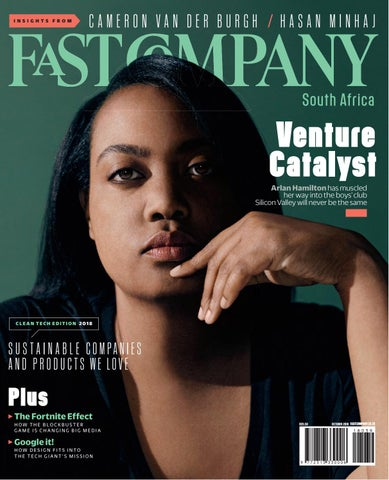 f0288098936 Fast Company SA October 2018 - Issue 39 by Fast Company SA - issuu