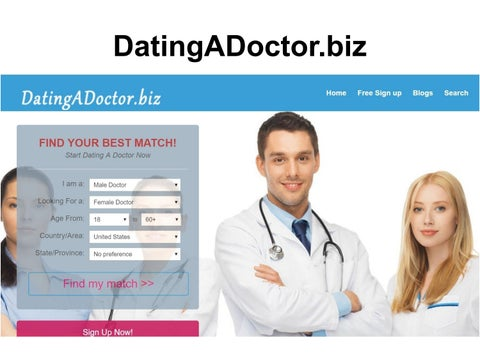 single doctors dating service