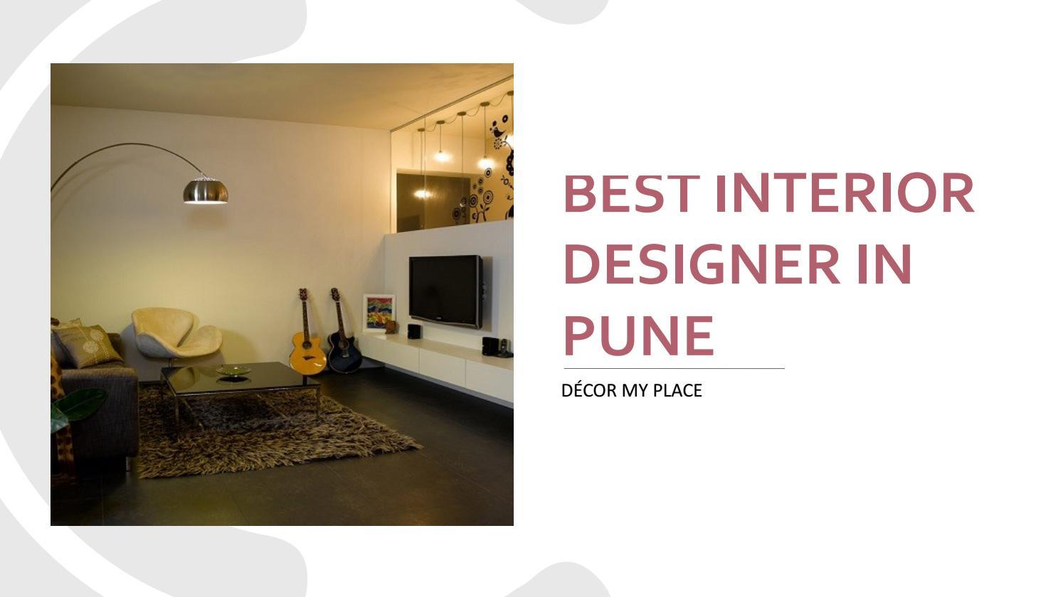 2 Bhk Interior Design Cost Pune 2 Bhk Interior Designing Cost Pune Decor My Place By Anvi Patil63 Issuu