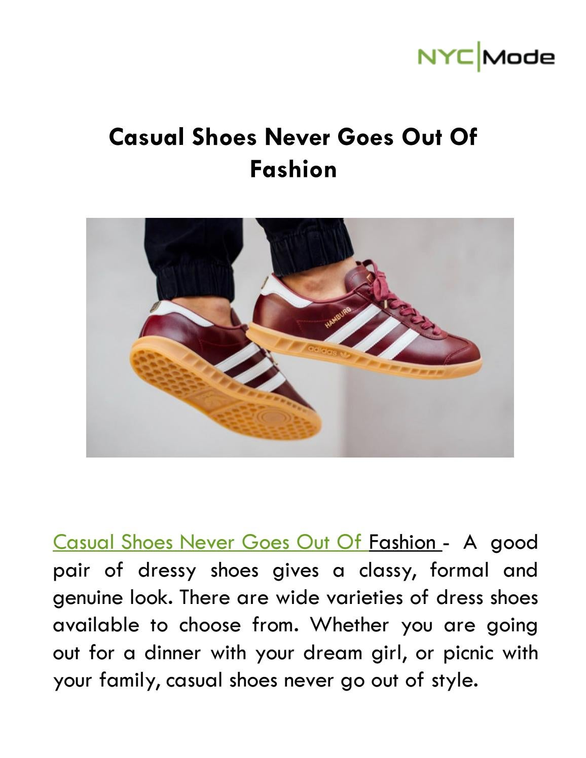 casual going out shoes