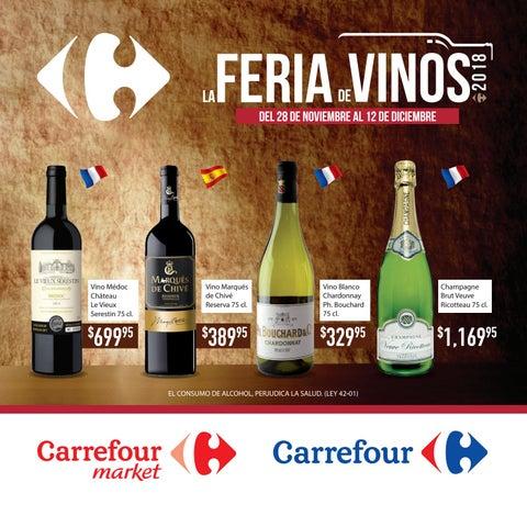 moda mejor valorada cupón doble comparar el precio Feria de Vinos Carrefour 2018 by CarrefourRD - issuu