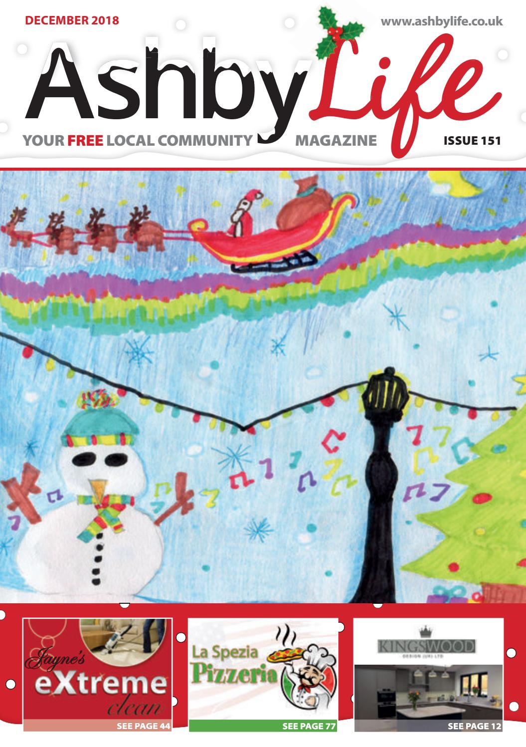 Ashby Life Magazine December 2018 By Ashby Life Issuu