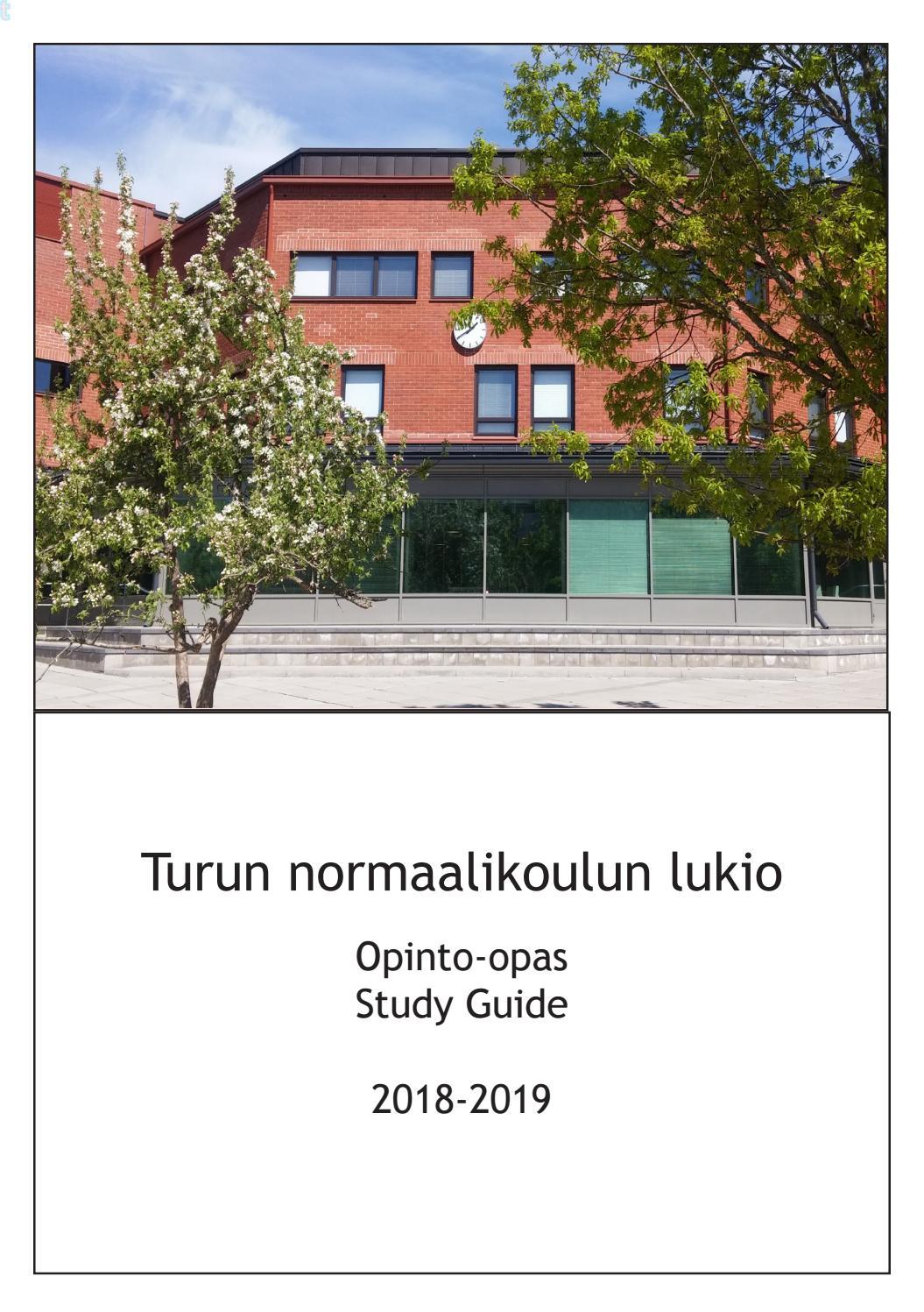 Turun Normaalikoulu Opettajat