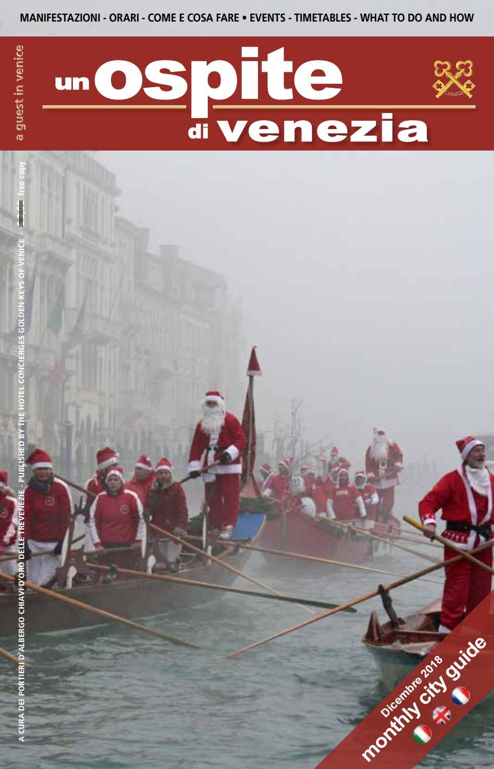 Atmosfere di Natale a Venezia | un Ospite di Venezia | 12