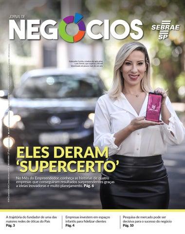 56e81936fb1fb Jornal de Negócios - 01 de Outubro de 2018 - 294 by Sebrae-SP - issuu