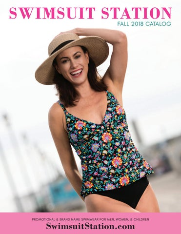 576505850b01e Swimsuit Station Fall 2018 Catalog by Swimsuit Station - issuu