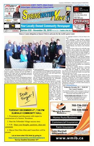 db2918b7415bc Springwater News November 29