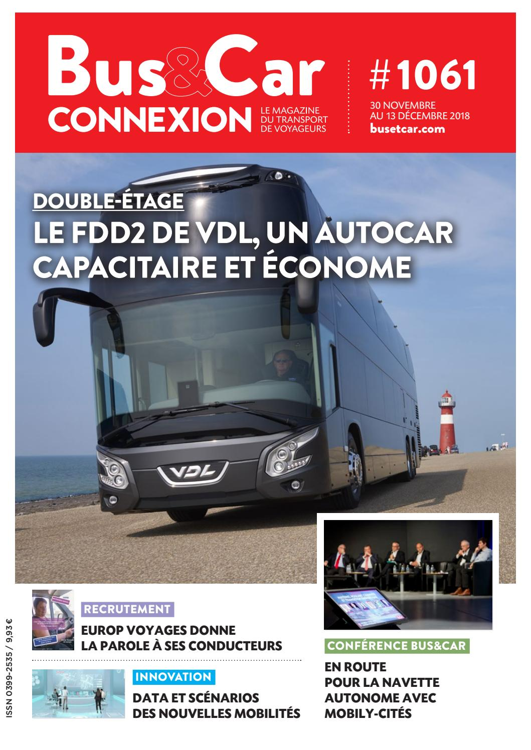 Bus@Car Connexion by Pierre Lancien issuu