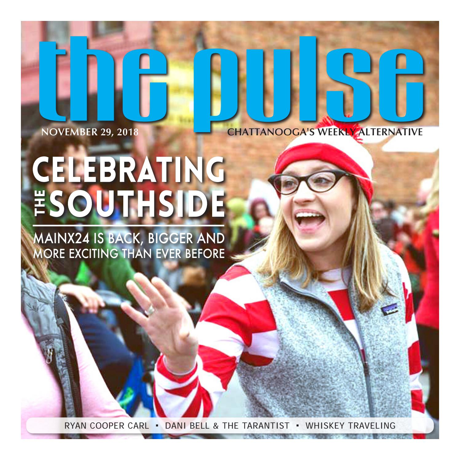 The Pulse 15 48 » November 29, 2018 by Brewer Media Group - issuu