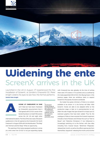 Page 48 of Widening the entertainment horizons