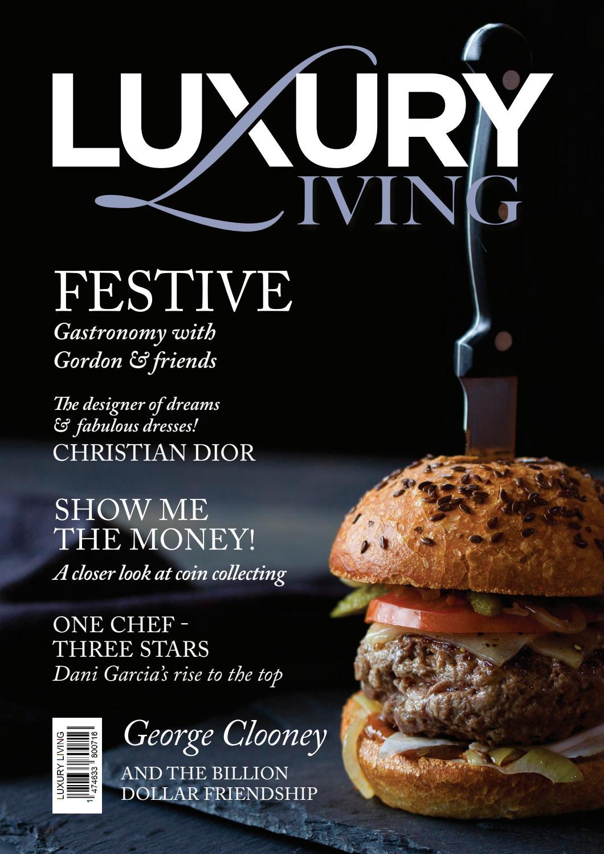 Luxury Living Magazine by Billions Luxury Portal - issuu