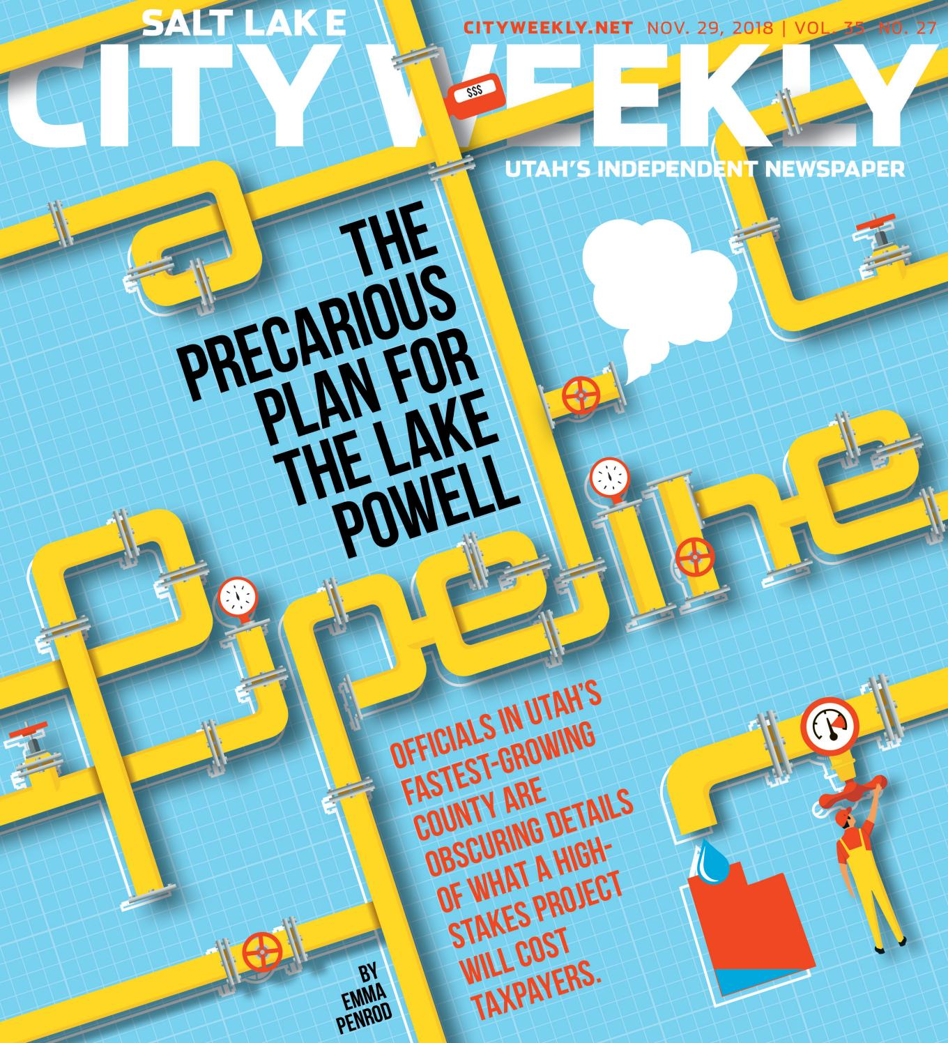City Weekly November 29 2018 by Copperfield Publishing issuu