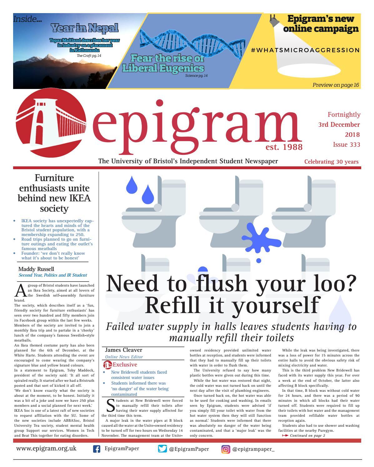 1b6fc3559d2 Epigram 333 by Epigram - issuu