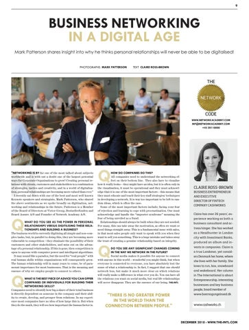 Page 9 of Business networking in a digital age
