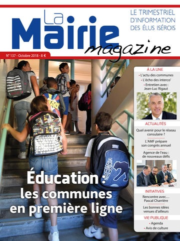La Mairie mag 137 by Les Affiches - issuu bc368f3db04f